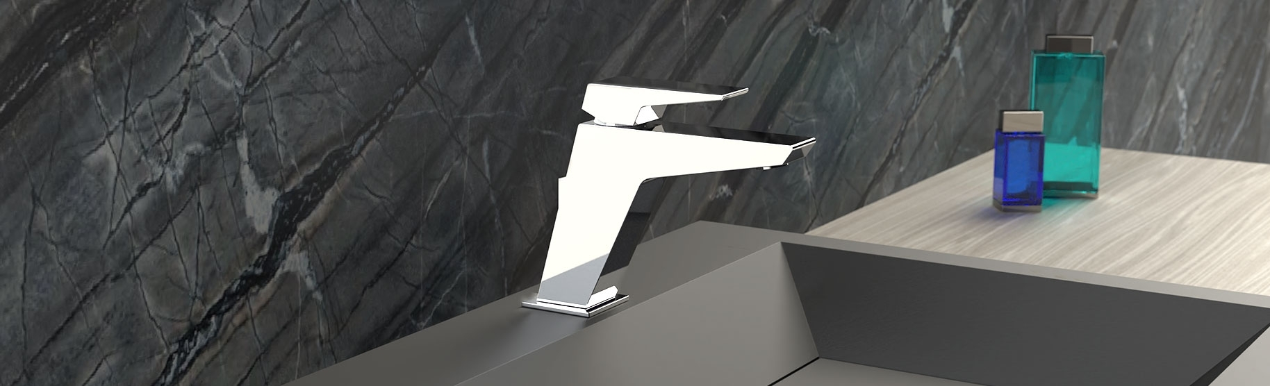 SPEED single-lever faucet collection