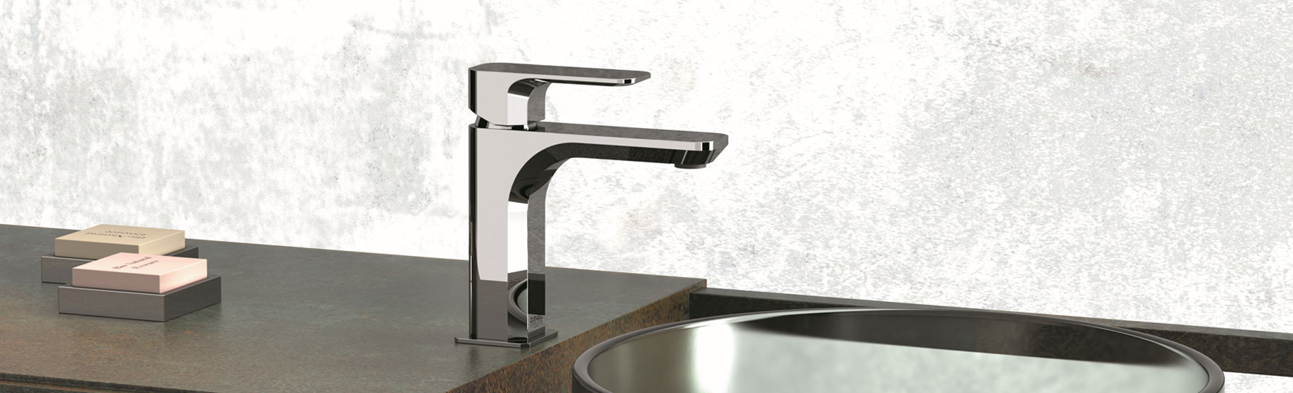 TIARA single-lever faucet collection