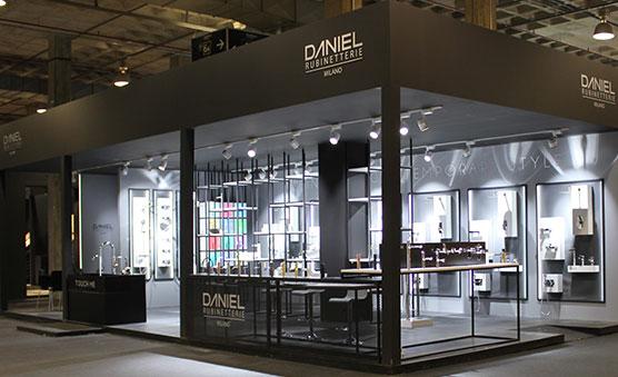 daniel exhibitions